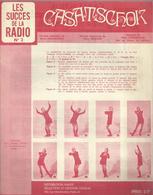 Casatschok  - Musique Et Paroles De Boris Rubaschkin - Paroles Françaises De Tony Perdone - Volksmusik