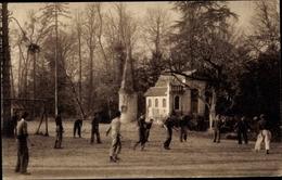 Cp Olivet Loiret,Terrain De Jeux, Centre De Formation Professionelle Des Adultes Pour Le Batiment - Frankreich