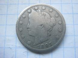 United States , 5 Cents 1897 - EDICIONES FEDERALES
