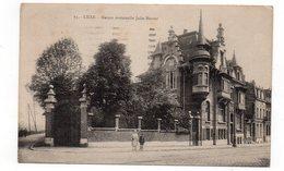 59 - LILLE - Maison Maternelle Julie Bécour - Animée - 1928 (F13) - Lille