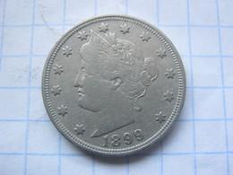 United States , 5 Cents 1899 - EDICIONES FEDERALES