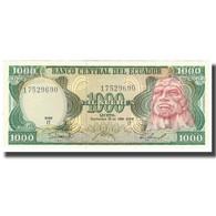 Billet, Équateur, 1000 Sucres, 1986-09-29, KM:125a, NEUF - Ecuador