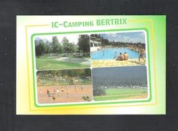 BERTRIX - IC - CAMPING  (8246) - Bertrix