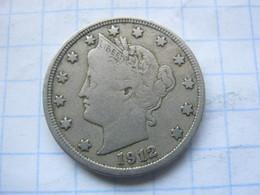 United States , 5 Cents 1912 - EDICIONES FEDERALES