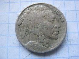 United States , 5 Cents 1916 - Federal Issues