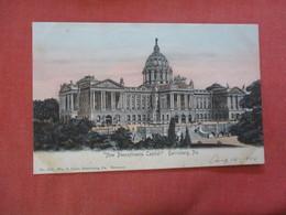 State Capitol   Pennsylvania > Harrisburg   Ref 4080 - Harrisburg