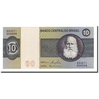 Billet, Brésil, 10 Cruzeiros, Undated (1980), KM:193e, NEUF - Brazil