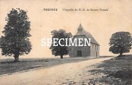 Chapelle De N.D. De Bonne Pensée - Pesches - Pesche - Couvin