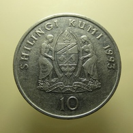 Tanzania 10 Shilingi 1993 - Tanzania