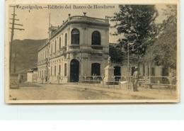 HONDURAS - TEGUCIGALPA - Edificio Del Banco De Honduras - Honduras