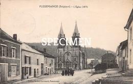 L'Eglise 1873 - Pussemange - Vresse-sur-Semois