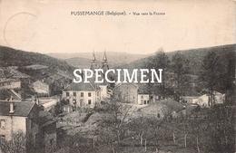 Vue Vers La France - Pussemange - Vresse-sur-Semois