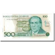 Billet, Brésil, 500 Cruzados, Undated (1988), KM:212d, NEUF - Brazil