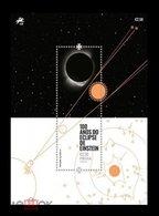 Portugal 2019.Albert Einstein.Eclipse.s/s MNH** - Europa