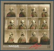 BF Nadar (2020) Neuf** - Mint/Hinged