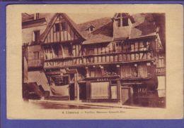 14 - LISIEUX - VIEILLES MAISONS GRANDE RUE - - Lisieux