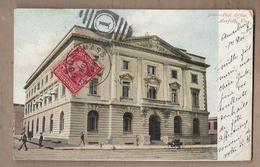 CPA USA - VIRGINIE - NORFOLK - Post Office - TB PLAN Bureau De Poste ANIMATION + Jolie Oblitération - Norfolk