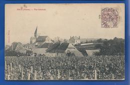 SACY  Vue Générale     écrite En 1906 - Other Municipalities