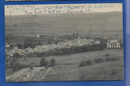 SACY  Vue Générale     écrite En 1915 - Other Municipalities