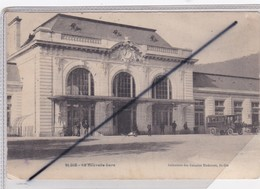 Saint Dié (88) La Nouvelle Gare (Autobus D'époque) - Saint Die
