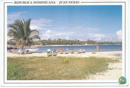"Antilles > Dominican Republic Via Yugoslavia,Macedonia 1997.stamp Motive International ""Sunfish"" Dinghy Sailing Champion - Dominicaine (République)"