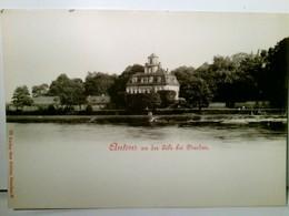 Antons An Der Elbe Bei Dresden. Alte, Seltene AK S/w. Ungel. Ca 1900. Gebäudeansicht - Ohne Zuordnung