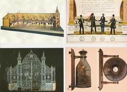 20 / 5 / 297. -   MUSÉE  DU   COMPAGNONNAGE  -  TOURS  '( 37 )   7. CPM - Museum