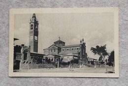 Cartolina Illustrata Asmara - La Cattedrale, Per Lugo 1935 - Eritrea