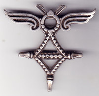 Croix D'Agadès-Ailes, Non Identifié. Artisanale AFN. - Army