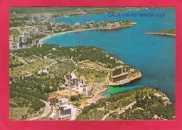 Modern Post Card Of Cala Vinas,Magalluf,Mallorca,Islas Baleares,Spain,A66. - Mallorca