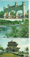 Taiwan, 12 Post Cards, 12 Cartes Postales, Vies, Vues, Vedute, Ansichten - Taiwán