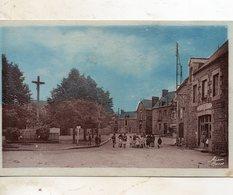 Bonnemain -   Le  Haut  De  La  Place. - Autres Communes