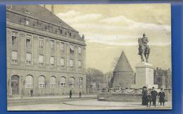 METZ      Monument Del'Empereur Fréderic    Animées    écrite En 1920 - Metz