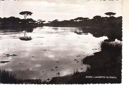 ITALIA -  GORO (ferrara) - Leggi Testo, Viag.1951 For. Grande - 2020-B-168 - Autres Villes