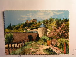 Chevreuse - Une Partie Des Anciens Murs De La Ville ..... - Chevreuse