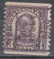 USA Precancel Vorausentwertung Preo, Locals Ohio, Akron 600-161 - United States