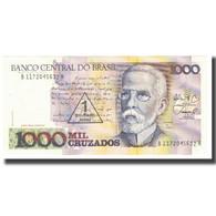 Billet, Brésil, 1 Cruzado Novo On 1000 Cruzados, KM:216a, NEUF - Brazil