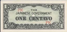 PHILIPPINES   -  1 Centavo  Nd(1942)   -- UNC -- - Filipinas
