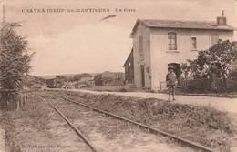 13 Chateauneuf Les Martigues La Gare - Autres Communes