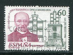 ESPAGNE- Y&T N°2995- Oblitéré - 1931-Oggi: 2. Rep. - ... Juan Carlos I