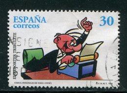 ESPAGNE- Y&T N°3017- Oblitéré - 1931-Oggi: 2. Rep. - ... Juan Carlos I