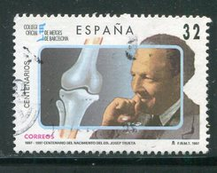 ESPAGNE- Y&T N°3054- Oblitéré - 1931-Oggi: 2. Rep. - ... Juan Carlos I