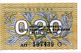 0,20 Talonas - Lituania
