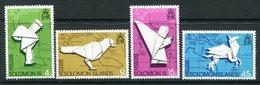 British Solomon Islands 1974 Centenary Of UPU Set MNH (SG 258-261) - Islas Salomón (...-1978)