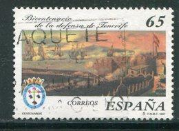 ESPAGNE- Y&T N°3075- Oblitéré - 1931-Oggi: 2. Rep. - ... Juan Carlos I