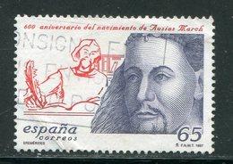ESPAGNE- Y&T N°3082- Oblitéré - 1931-Oggi: 2. Rep. - ... Juan Carlos I