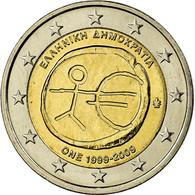 Grèce, 2 Euro, 2009, SPL, Bi-Metallic, KM:215 - Grèce