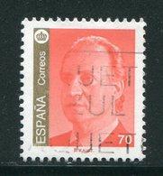 ESPAGNE- Y&T N°3102- Oblitéré - 1931-Oggi: 2. Rep. - ... Juan Carlos I