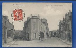 EPERNAY    Rue Saint Laurent      écrite En 1914 - Epernay