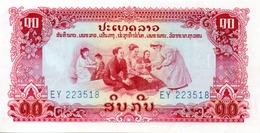 10 Kip - Laos